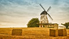 Windmill Desktop Wallpaper 49675