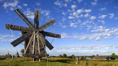Windmill Wallpaper 49680