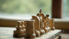 Wooden Chess Photography Wallpaper 49449