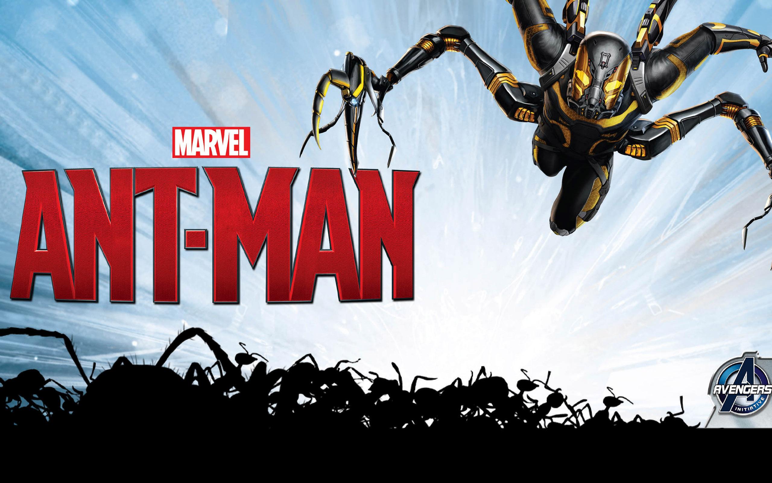 ant man movie yellow jacket wallpaper 51416