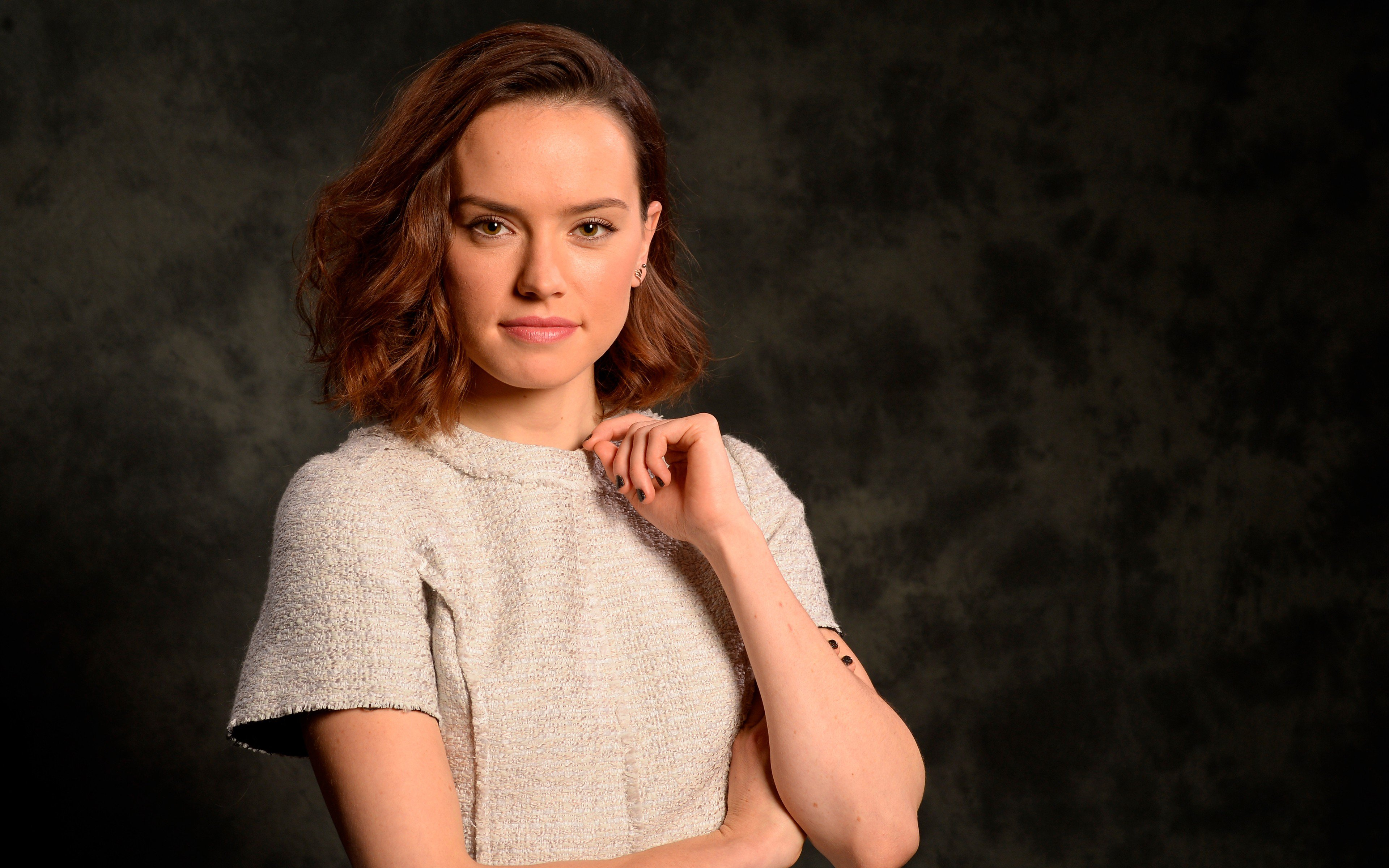 daisy ridley widescreen hd wallpaper 55066