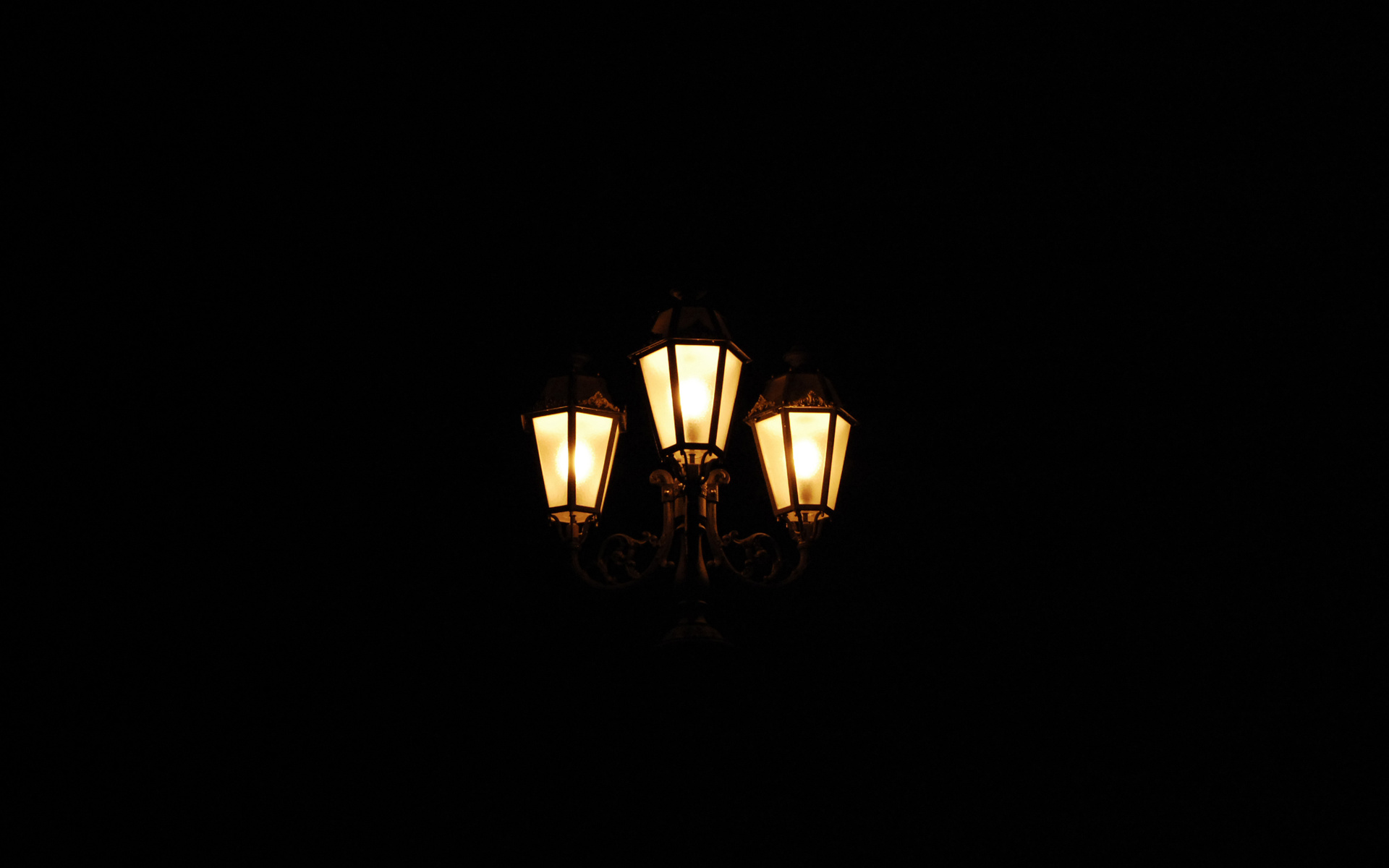 Dark lamp wallpaper 53976