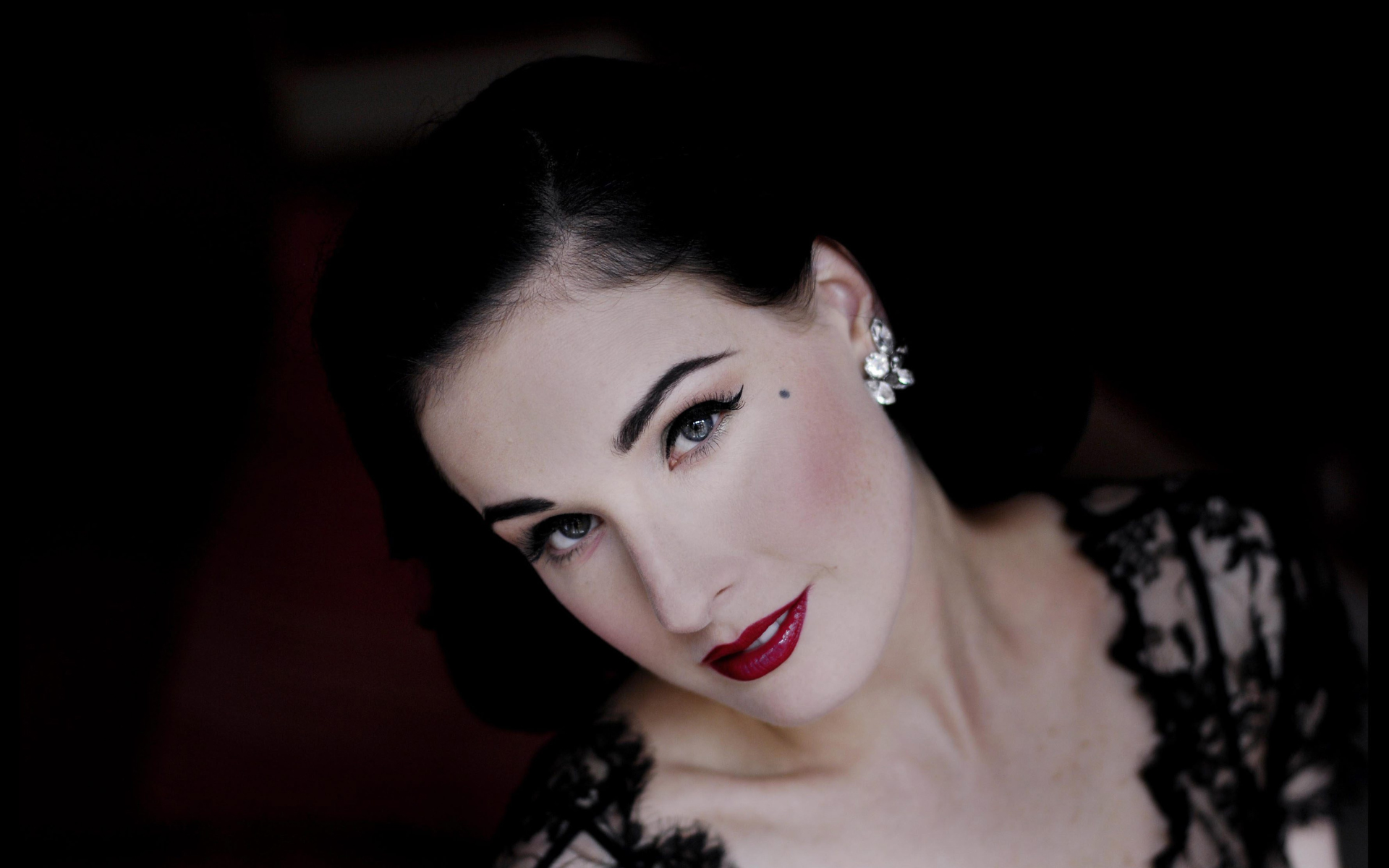dita von teese desktop wallpaper 52113
