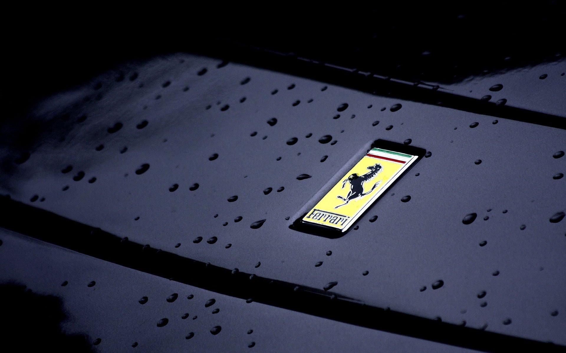 Ferrari Car Logo Desktop Wallpaper 58915