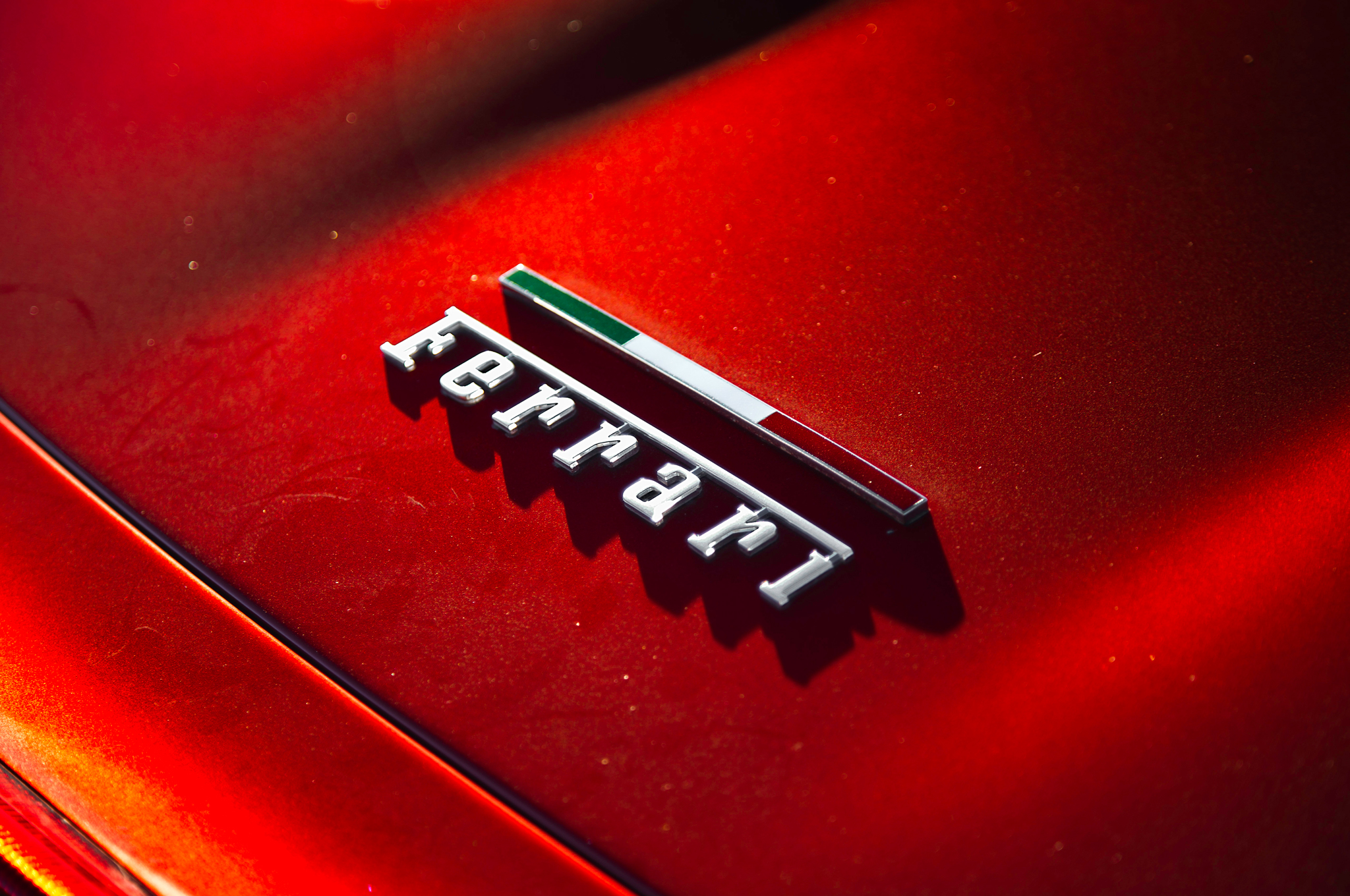 Ferrari Car Logo Wallpaper 58908