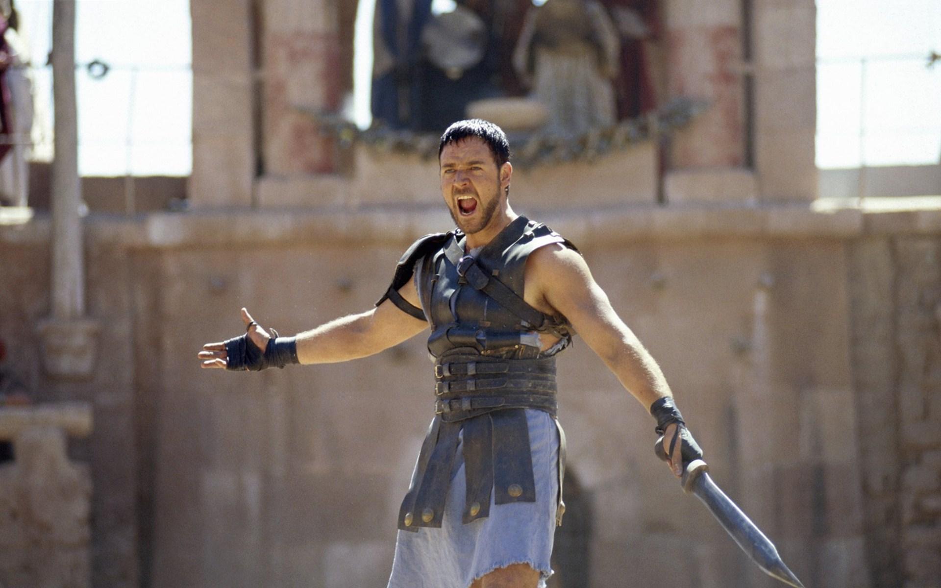 gladiator movie desktop wallpaper 52401