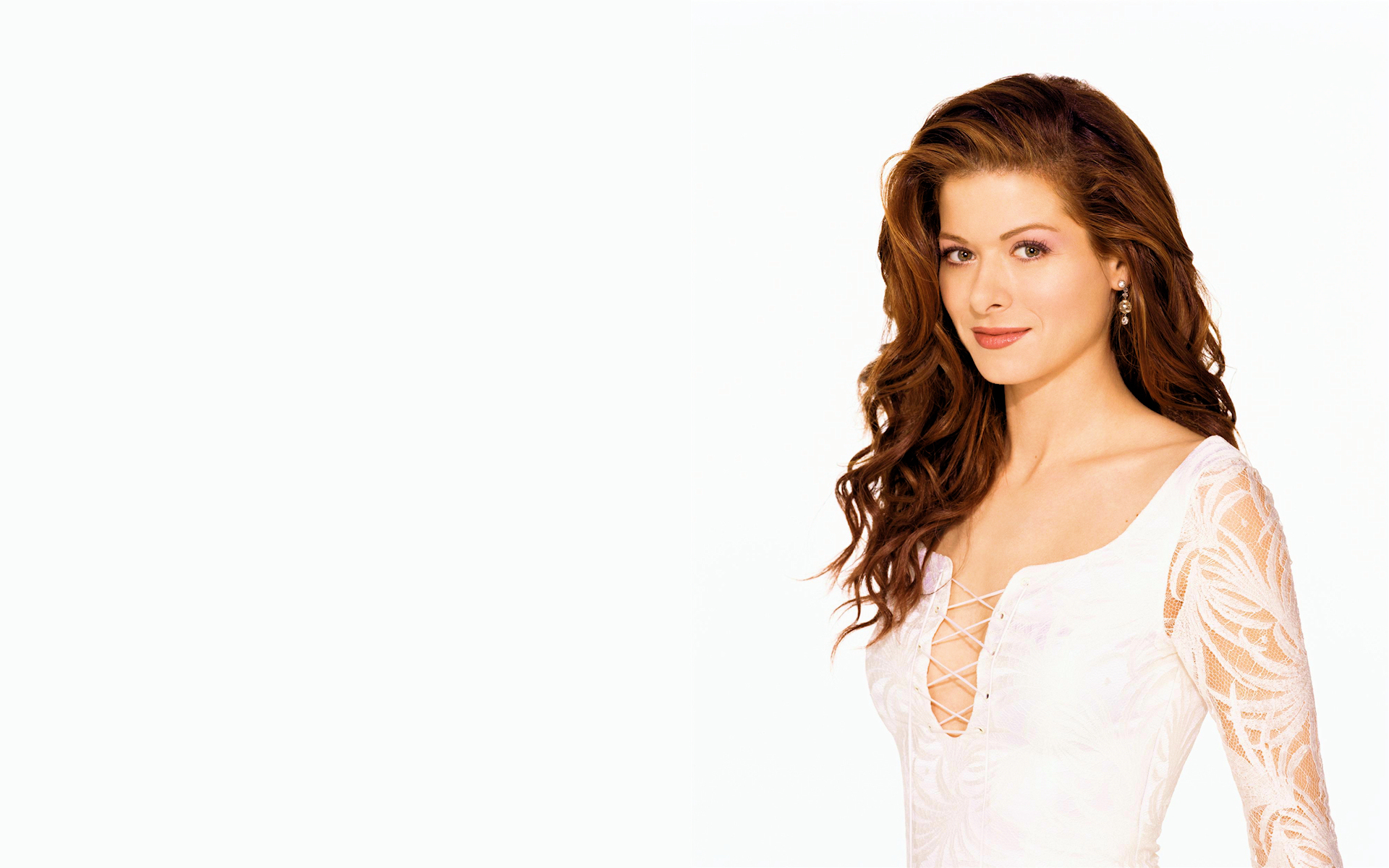 hot debra messing wallpaper 54771 1920x1200 px