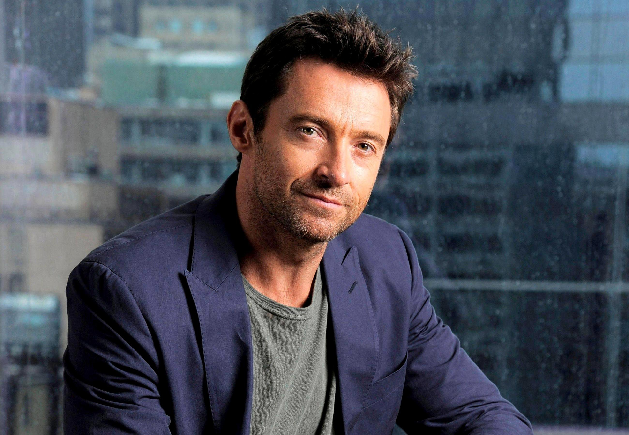 hugh jackman wide wallpaper 52482
