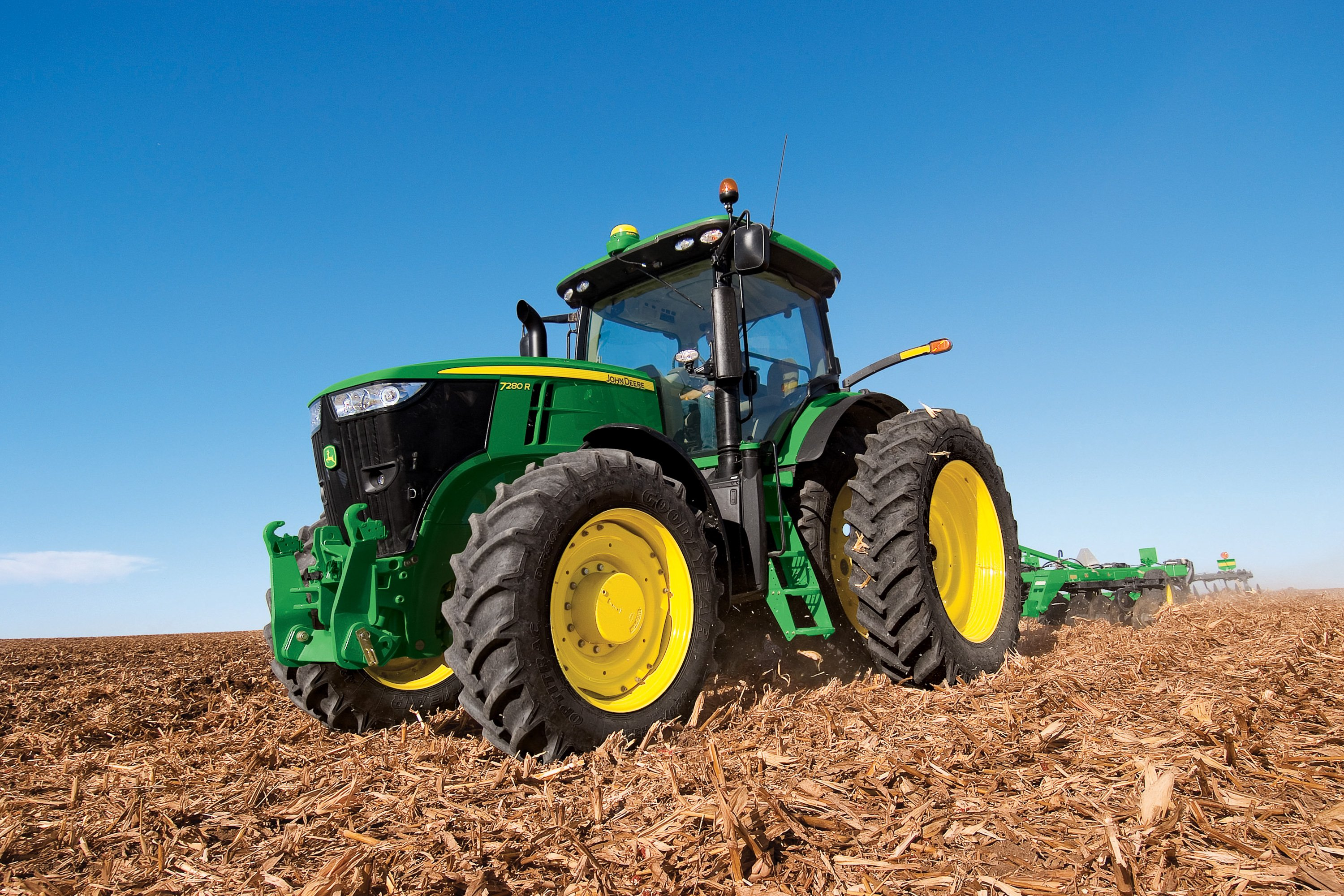 john deere tractor wallpaper background 52458