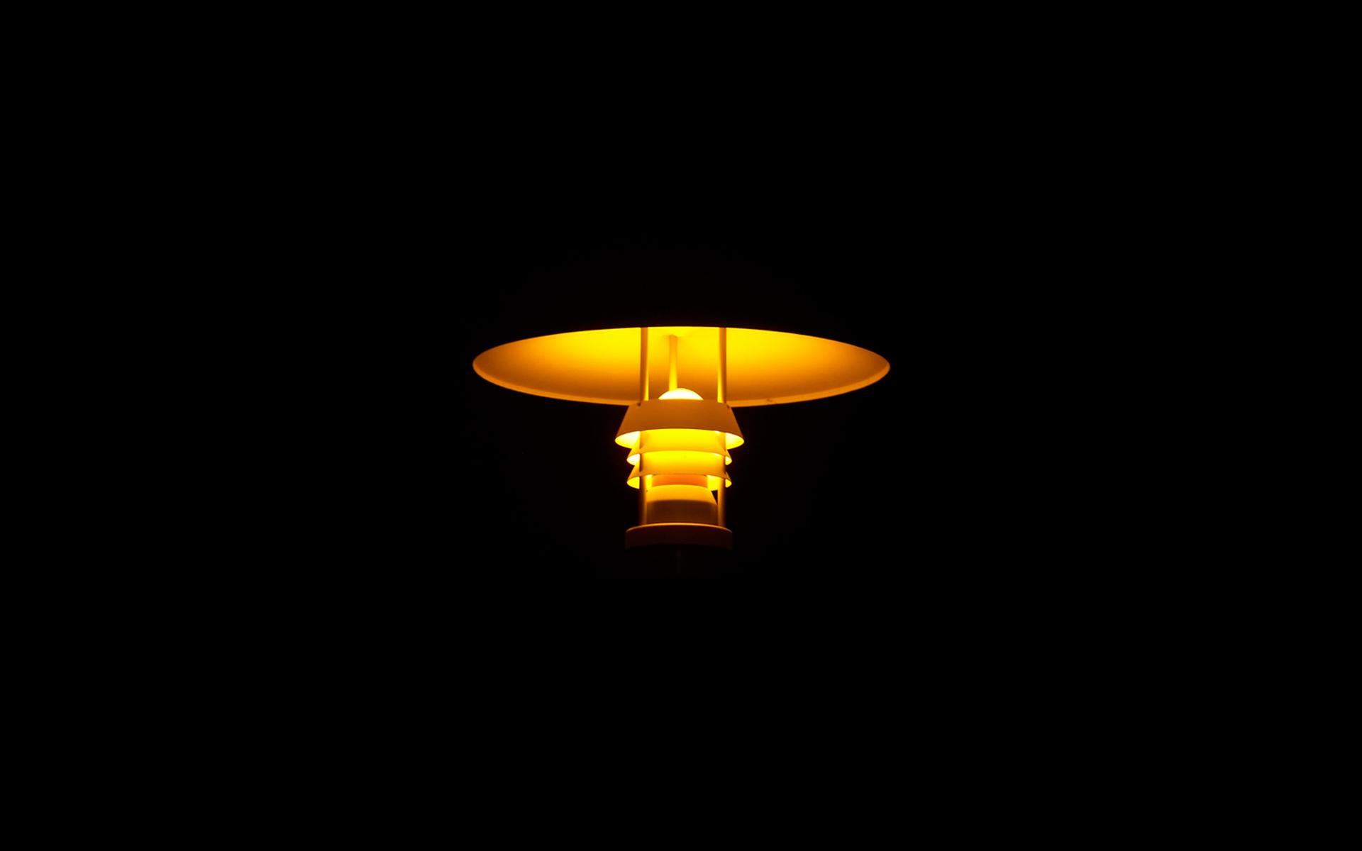 lamp wallpaper 53970