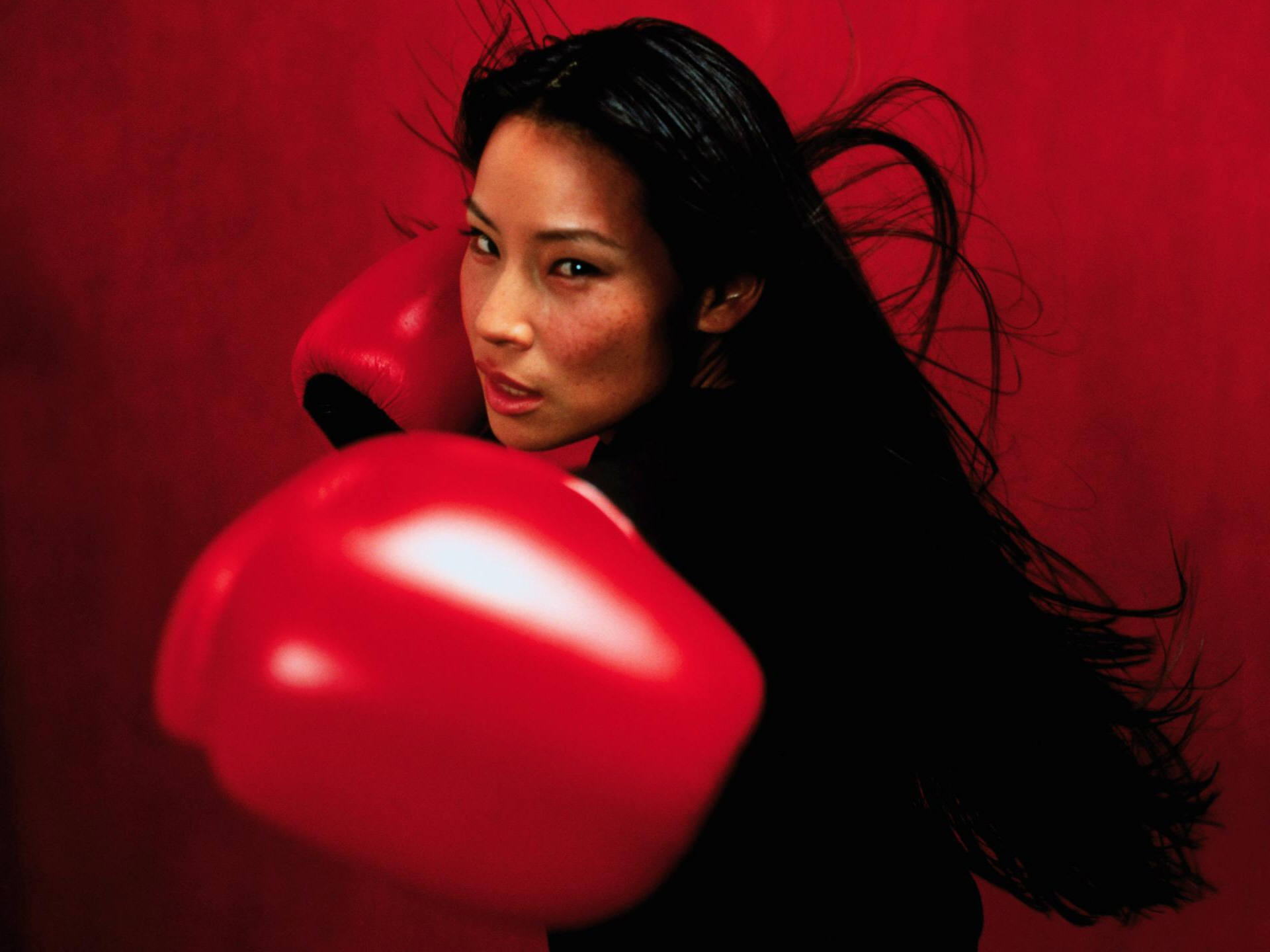 lucy liu computer wallpaper 58379