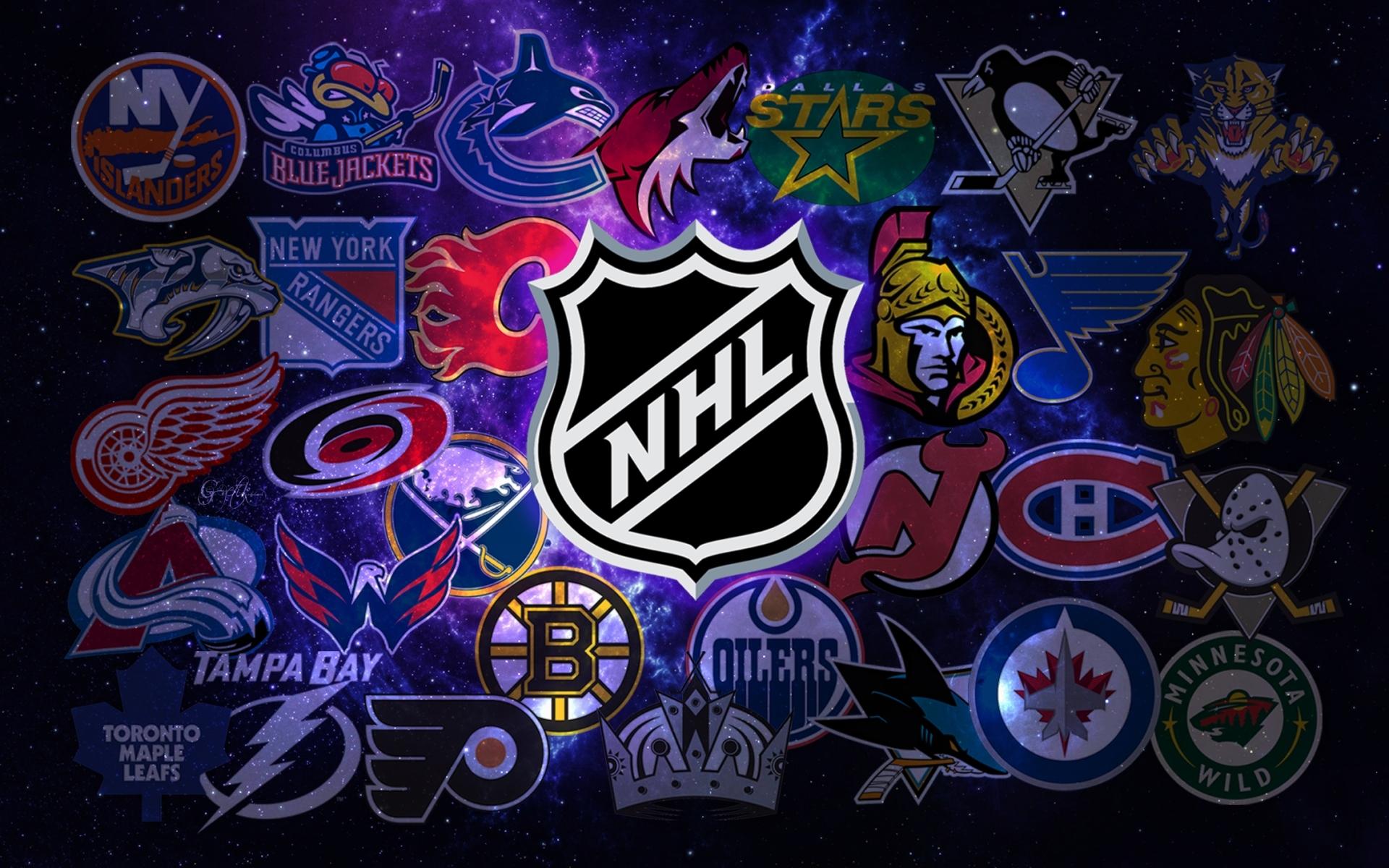 nhl team logos desktop wallpaper 52467