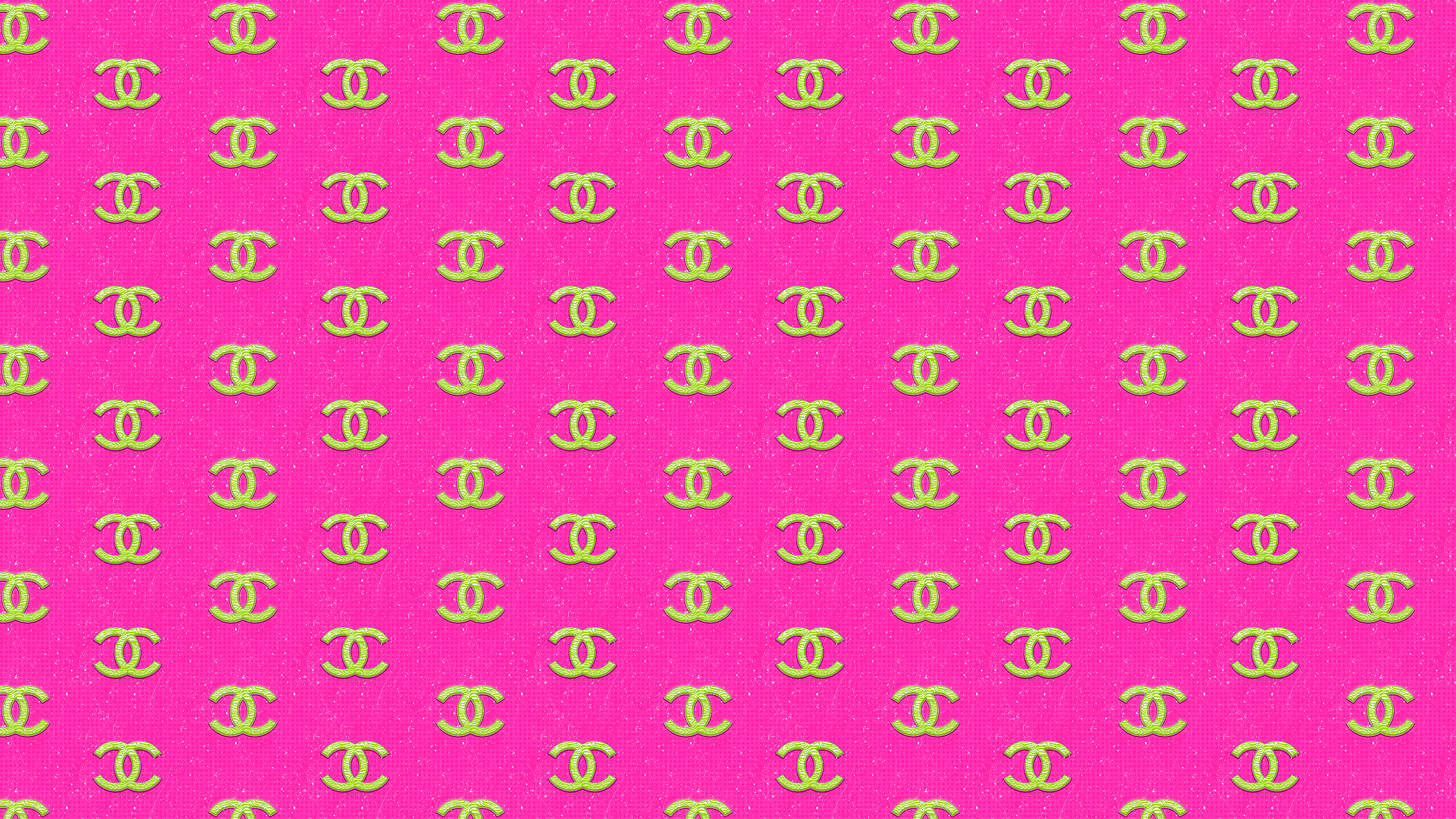 pink chanel logo pattern wallpaper 54425
