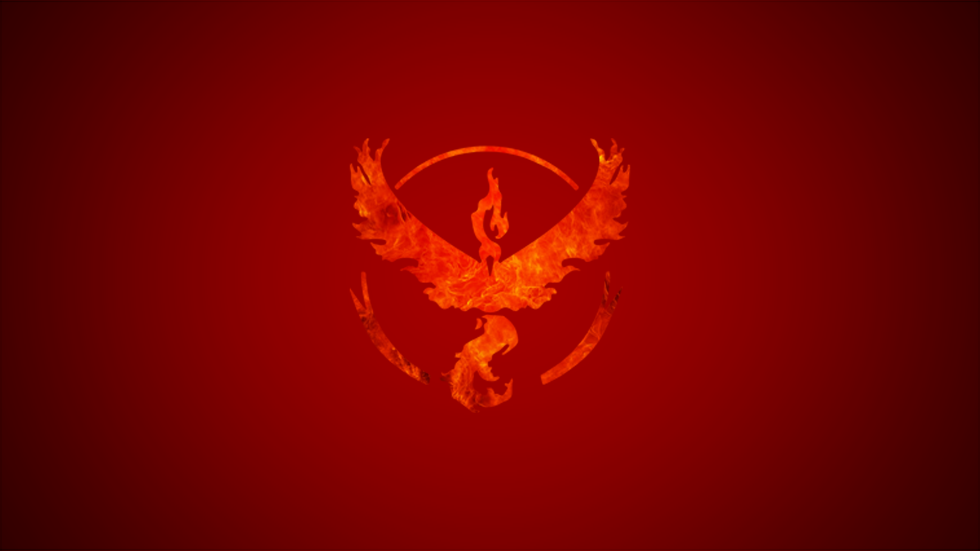 Pokemon Go Team Valor Wallpaper 54439 1920x1080px