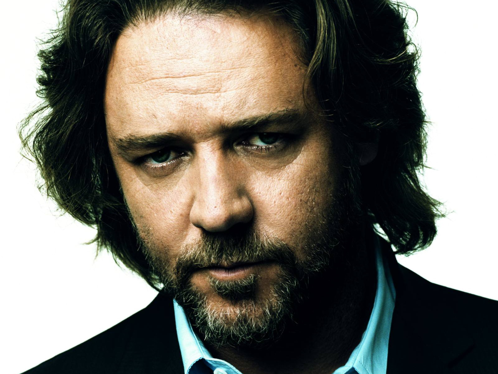 russell crowe face wallpaper 52377