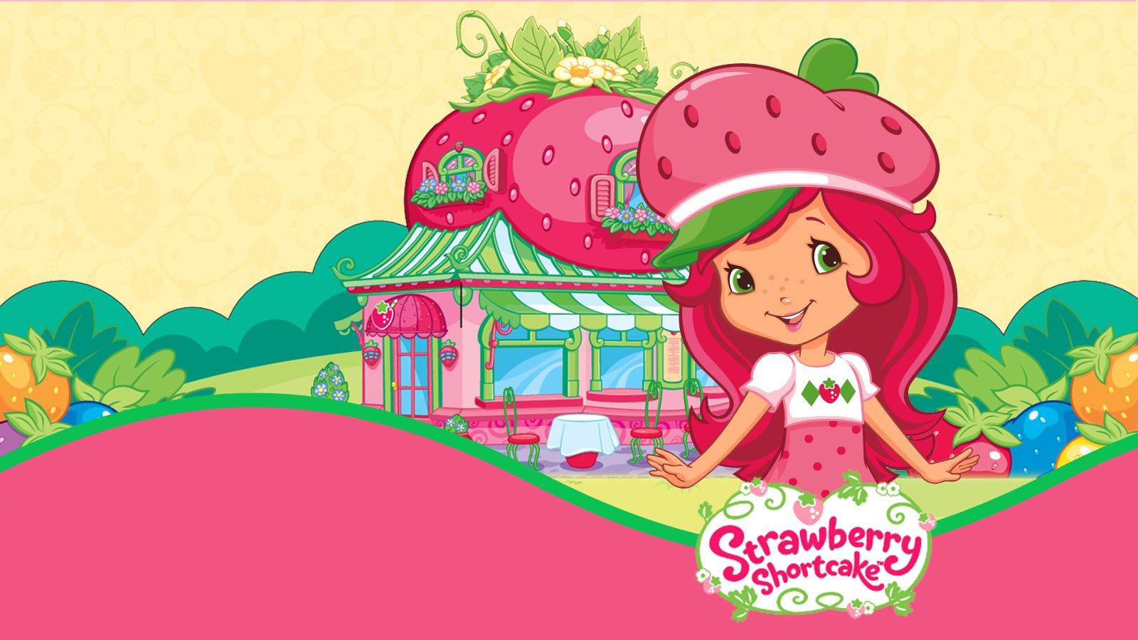 strawberry shortcake computer wallpaper 54410