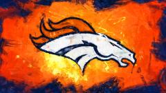 Abstract Denver Broncos Desktop Wallpaper 49327