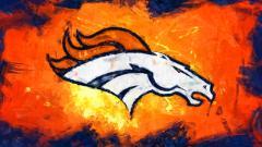 Abstract Denver Broncos Desktop Wallpaper 49327