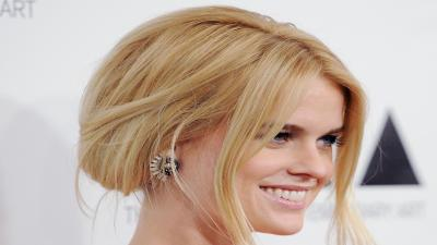 Alice Eve Hairstyle Wallpaper 56358