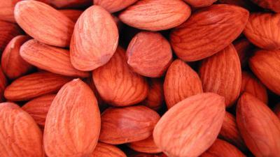 Almonds Desktop Wallpaper 52117