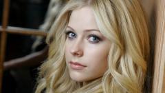 Avril Lavigne Face Wallpaper 50104