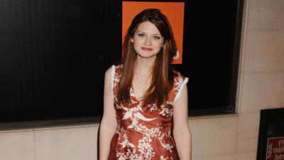 Bonnie Wright Makeup Wallpaper 55085