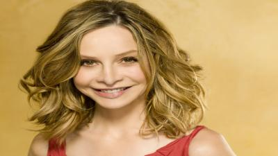 Calista Flockhart Smile Wallpaper 58400