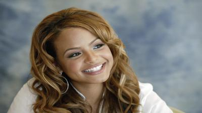 Christina Milian Smile Widescreen Wallpaper 58900