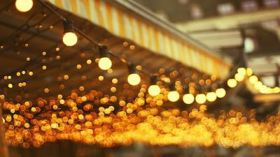 City Lamps Computer Wallpaper 53965