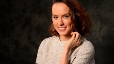 Daisy Ridley Smile Wallpaper 55064