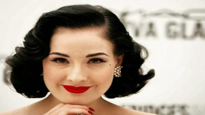 Dita Von Teese Face Computer Wallpaper 52114