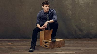 Grant Gustin Wallpaper Background 58351