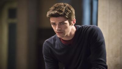 Grant Gustin Widescreen HD Wallpaper 583533