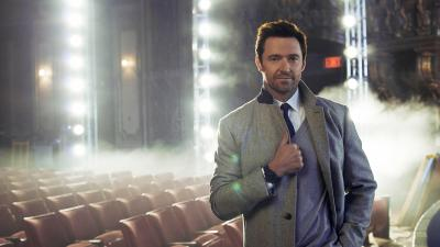 Hugh Jackman Celebrity Widescreen Wallpaper 52487