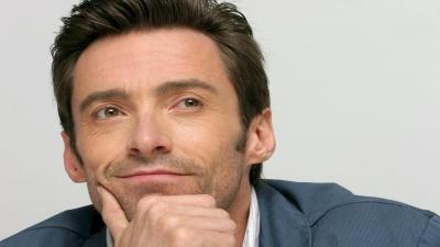 Hugh Jackman Face Wallpaper 52483