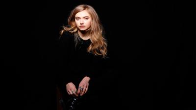 Imogen Poots Widescreen Wallpaper 52366