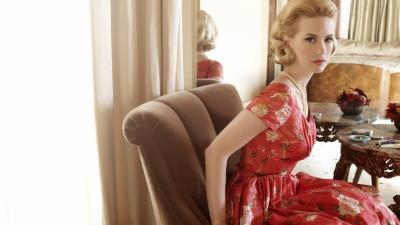 January Jones Celebrity HD Wallpaper 55118