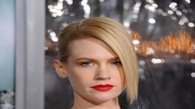 January Jones Hairstyle Wallpaper 55107