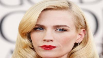January Jones Makeup Wallpaper 55106