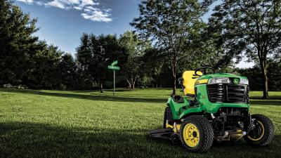 John Deere Tractor HD Wallpaper 52462
