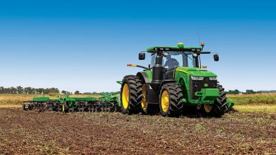 John Deere Widescreen Wallpaper 52453