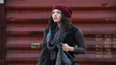 Kat Dennings Actress Beanie Wallpaper 52389