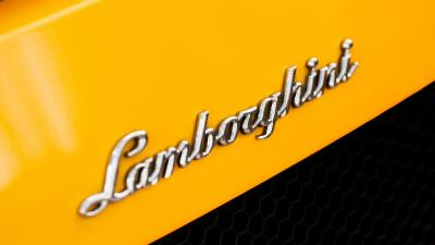 Lamborghini Car Logo Wallpaper Background 58905