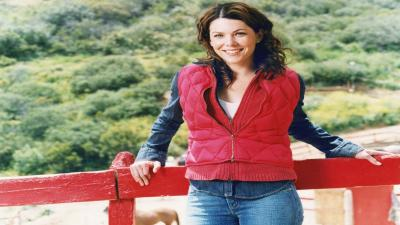 Lauren Graham Smile Wallpaper 58390