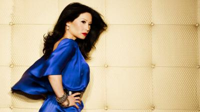 Lucy Liu Widescreen Wallpaper 58384