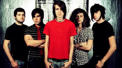 Mayday Parade Band Desktop Wallpaper 54429