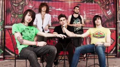 Mayday Parade Band HD Wallpaper 54430
