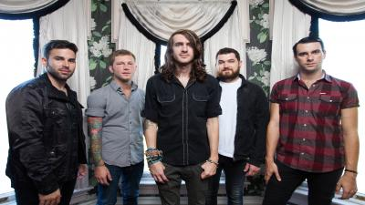 Mayday Parade Band Widescreen Wallpaper 54428