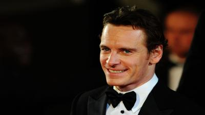 Michael Fassbender Celebrity Smile Wallpaper 58338