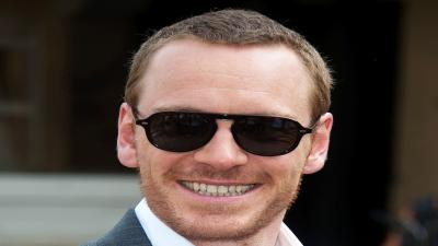 Michael Fassbender Smile Wallpaper 58333